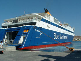 naxos ferries