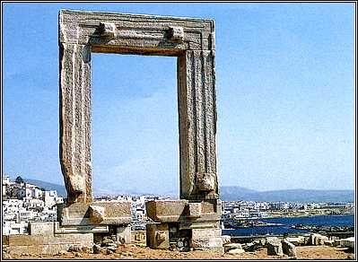Portara Temple Of Apollo Naxos Greece Travel Guide